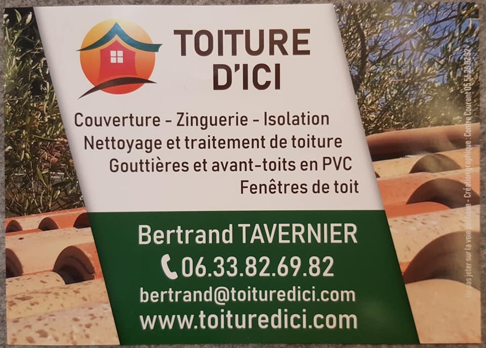 flyer toiture dici