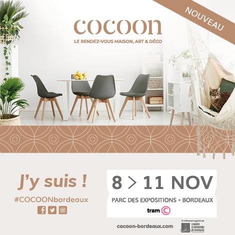TOITURE D'ICI AU SALON COCOON DE BORDEAUX !